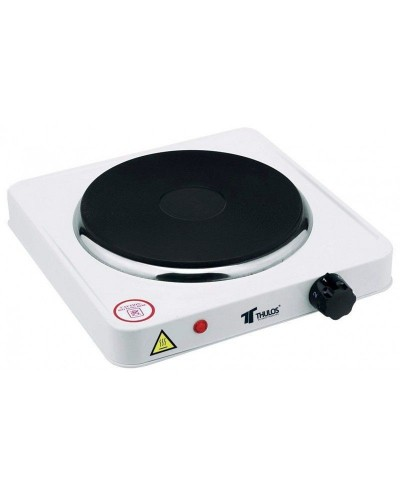 Compact and portable electric cooker, 1 burner, THULOS...