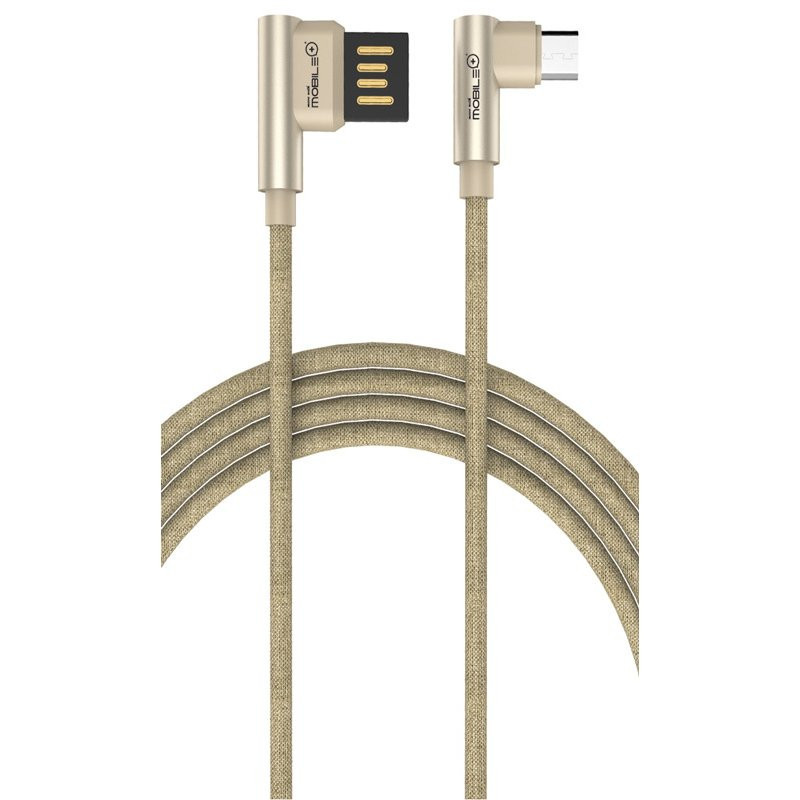 MB-1024 - Cable de datos y carga Micro USB a USB. MOBILE+ MB-1024 - Mobile+
