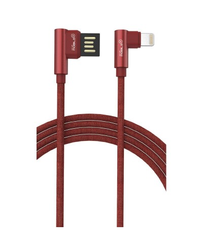 Charging and data cable, Lightning to USB. MOBILE+ MB-1023