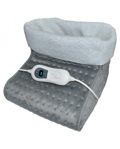 Electric Foot Warmer, 3 Temperature settings with LED...