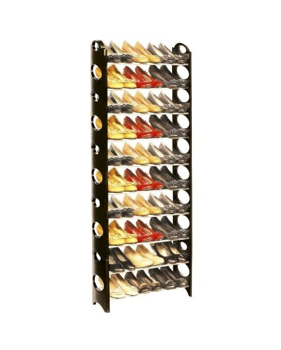 SHOE RACK WITH CAPACITY OF UP TO 30 PAIRS OF SHOES....