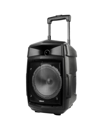 Trolley speaker with KARAOKE function, 20W+3W TWEETER....