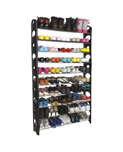 SHOE RACK SHELF WITH CAPACITY OF UP TO 50 PAIRS OF SHOES....