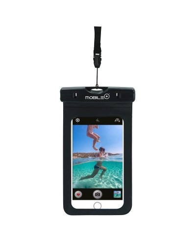 "MB-WP5.5 - Funda Impermeable para Teléfonos Móviles de 5.5"" MOBILE+ MB-WP5.5 - Mobile+"