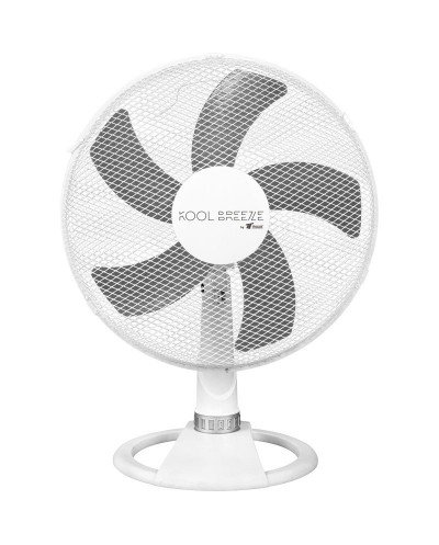 "TABLE FAN Ø12 "", 3 SPEEDS. KOOL BREEZE BY THULOS TH-KB06."