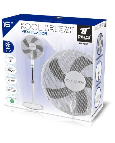 "TH-KB08 - Ventilador de pie de Ø16"". KOOL BREEZE BY THULOS TH-KB08 - Thulos"