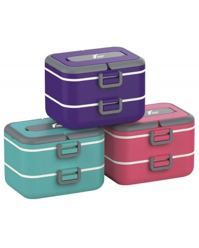 Double lunch box, 1.5L...