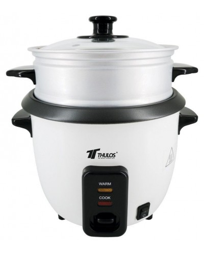 Electric rice cooker 1.5L  (5-6 servings). THULOS TH-RK15