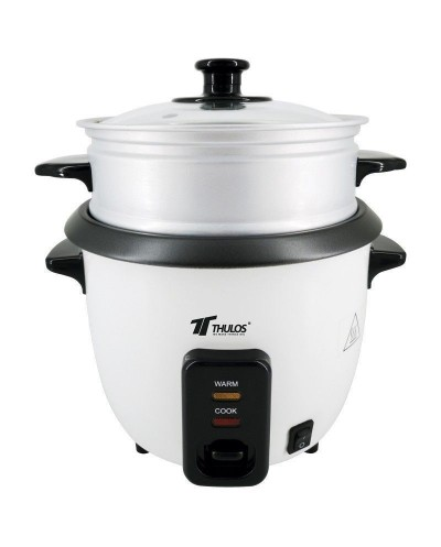 Electric Rice Cooker 1.0L (4-5 Servings) THULOS TH-RK10