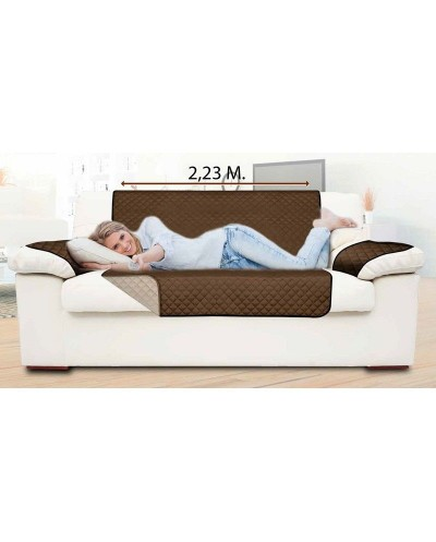 TH-HW002 - Funda protectora de sofa reversible 2.23m. THULOS TH-HW002 - Thulos