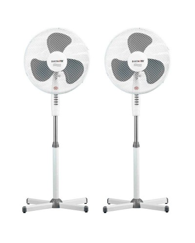 Pack of 2 Standing Fans...