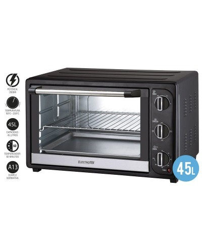 Electric oven, 45 liters,...