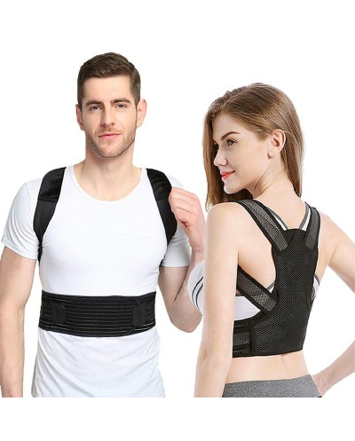 Posture corrector, 3 Sizes: M, L & XL. THULOS TH-BY03
