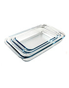 Ovens glass Trays